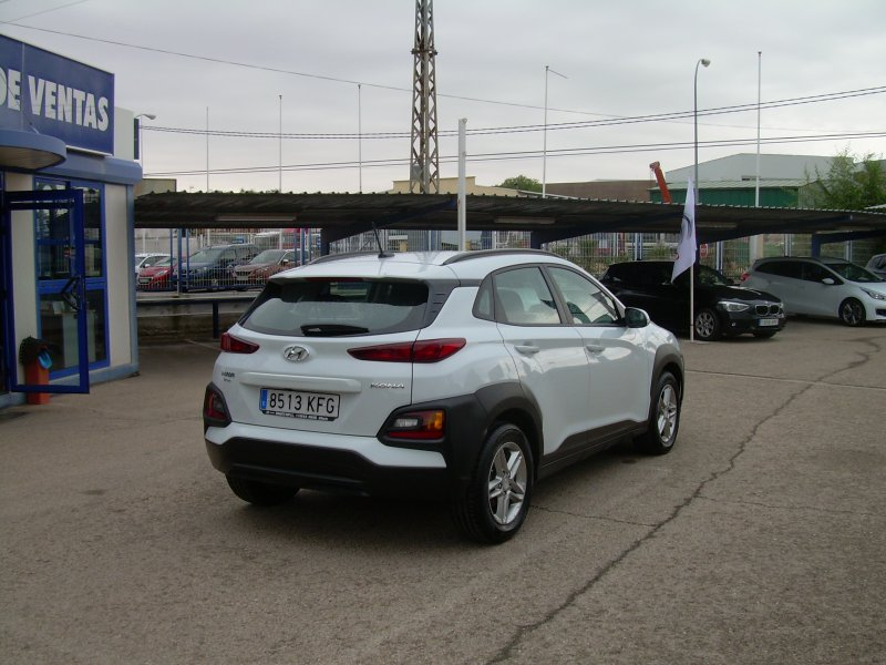 Hyundai Kona 1.0 TGDi 4x2 Klass