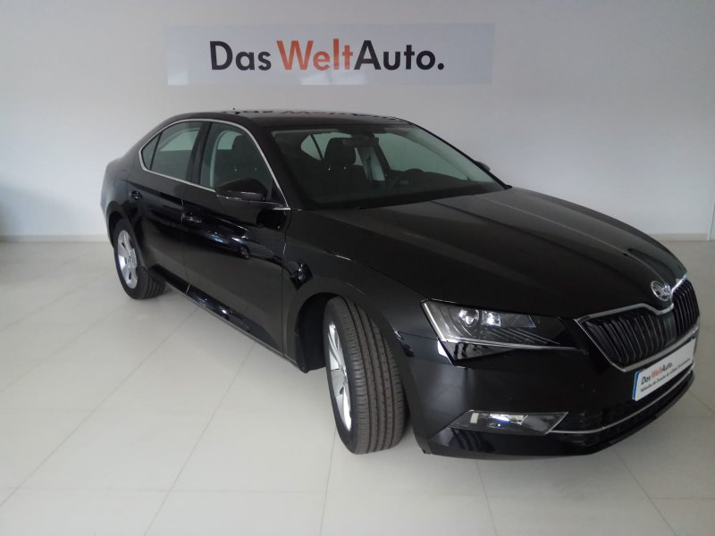 Skoda SuperB 2.0 TDI 110KW (150cv) DSG Ambition