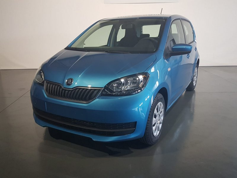 skoda citigo 1 0 mpi 44kw 60cv ambition gasolina azul con 2000kms en d nia alicante. Black Bedroom Furniture Sets. Home Design Ideas