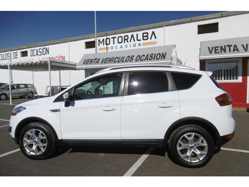 Ford Kuga 2.0 TDCi 103kW (140cv) 2WD Trend