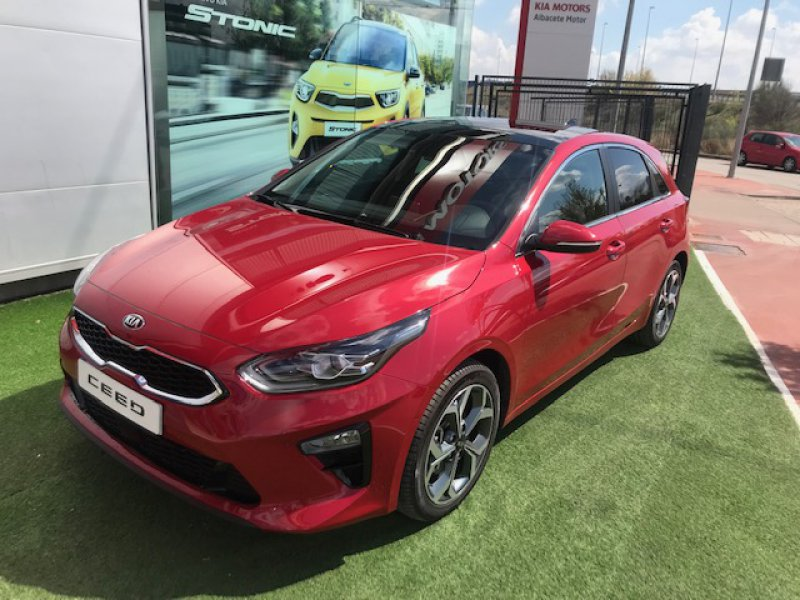 Kia ceed 1.0 T-GDi 88kW (120CV) Launch Edition