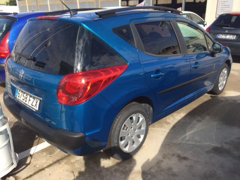Peugeot 307 SW 1.6 HDi XSi