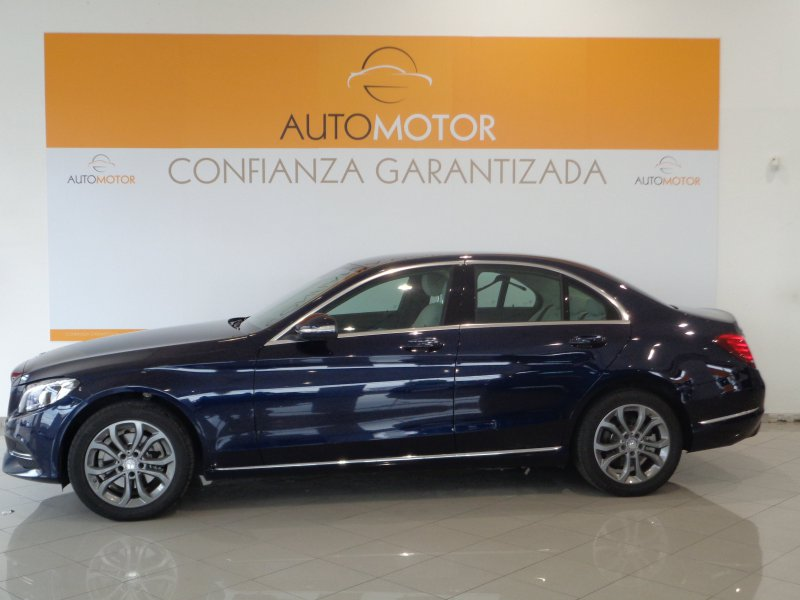 Mercedes-Benz Clase C C 220 CDI BE - GARANTIA SIN LIMITE Blue Efficiency Edition
