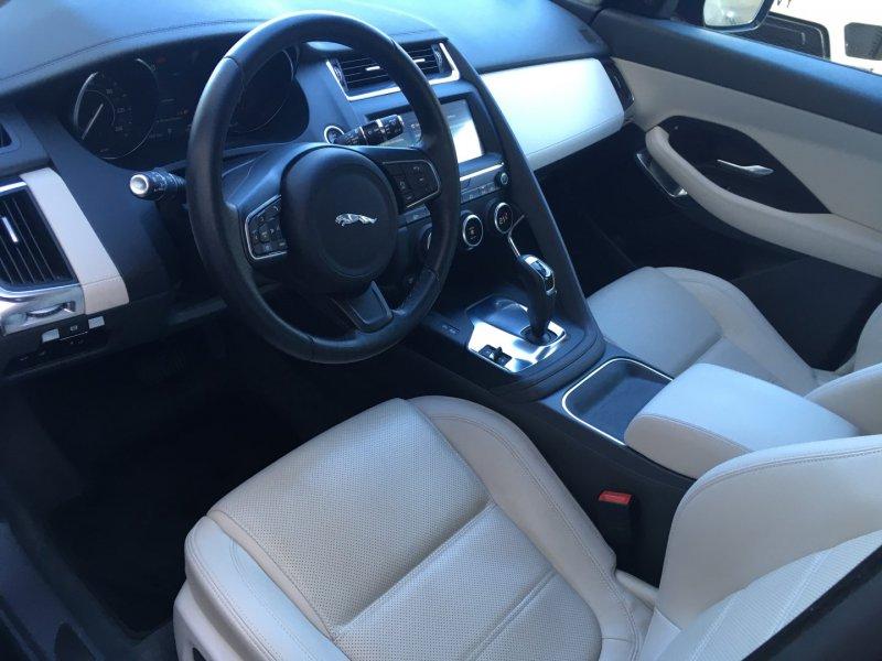 Jaguar E-Pace 2.0D 110kW 4WD Auto S