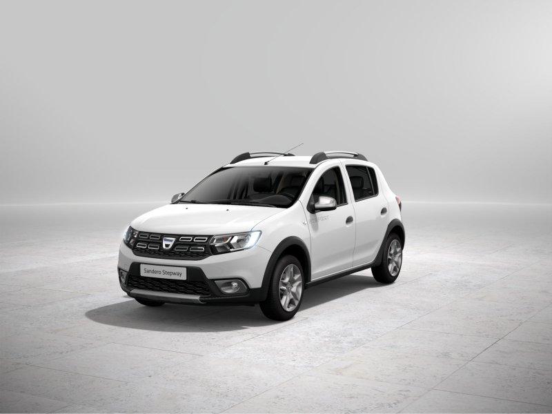 Dacia Sandero TCE 66kW (90CV) Stepway. OFERTA 2018.