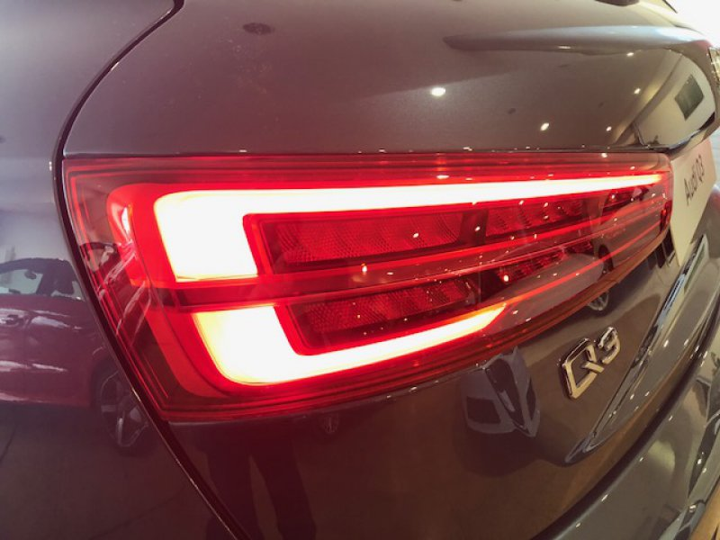 Audi Q3 2.0 TDI 150CV Design edition