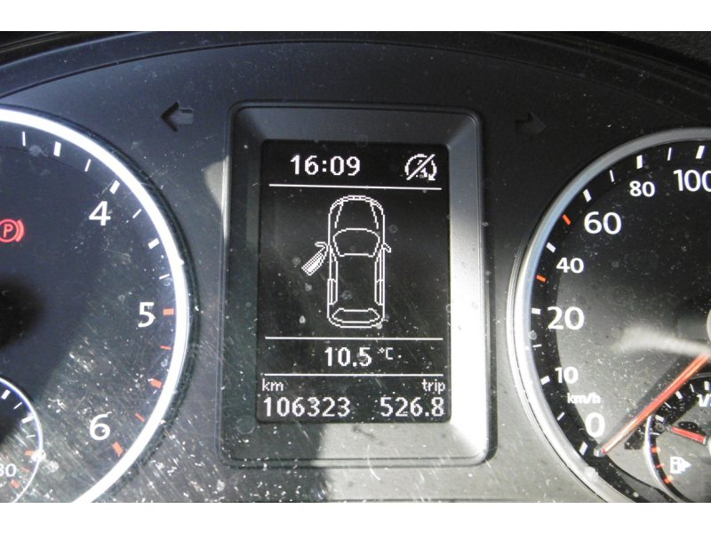 Volkswagen Tiguan 2.0 TDI  81kW(110cv) Bluemotion Tech 4x2 Cross