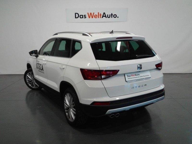 SEAT Ateca 1.4 EcoTSI 110kW DSG-7 S&S Xcellence Pl Xcellence Plus