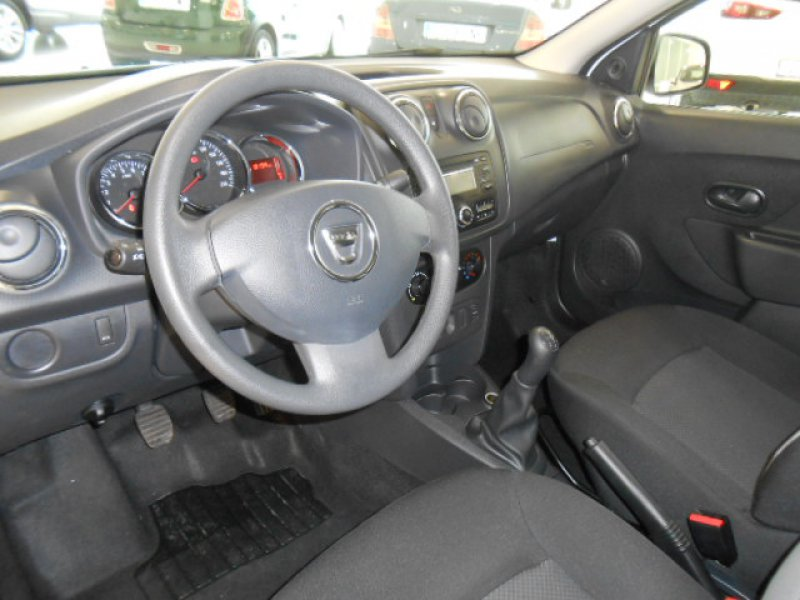 Dacia Logan dCi 90 EU6 Ambiance