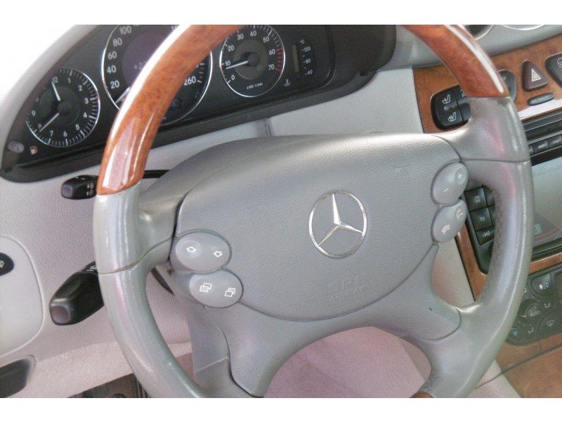 Mercedes-Benz Clase CLK CLK 240 2.5 125kW(170cv)AUTOMATICO ELEGANCE