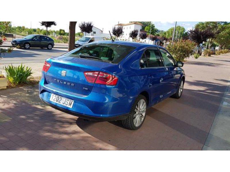 SEAT Toledo 1.4 TSI 92kW (125CV) S&S DSG STYLE ADV Style Advanced