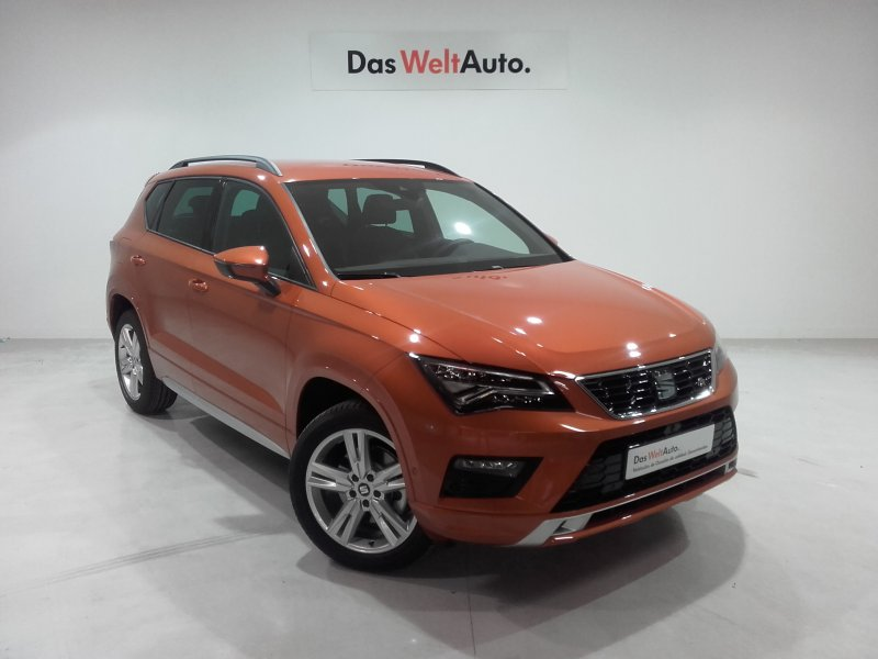 SEAT Ateca 1.4 EcoTSI 110kW (150CV) DSG-7 S&S FR