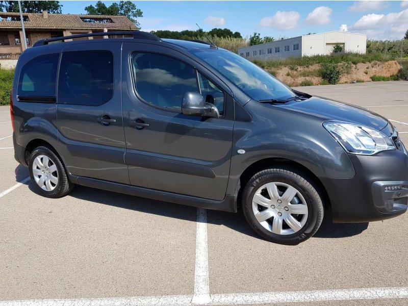Peugeot Partner TEPEE Style 1.6 BlueHDi 100 Active
