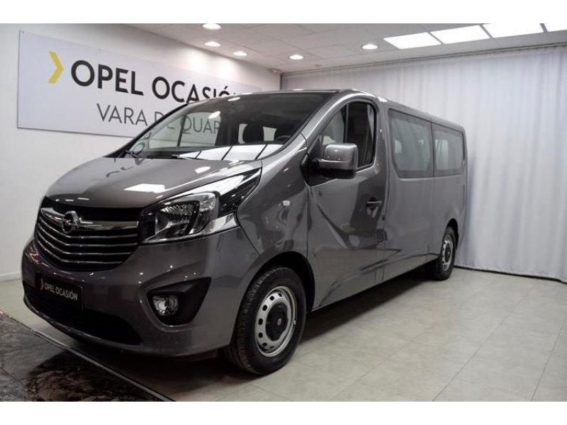 Opel Vivaro 1.6CDTI S/S 92kW (125CV) L2H1 Combi-9 -