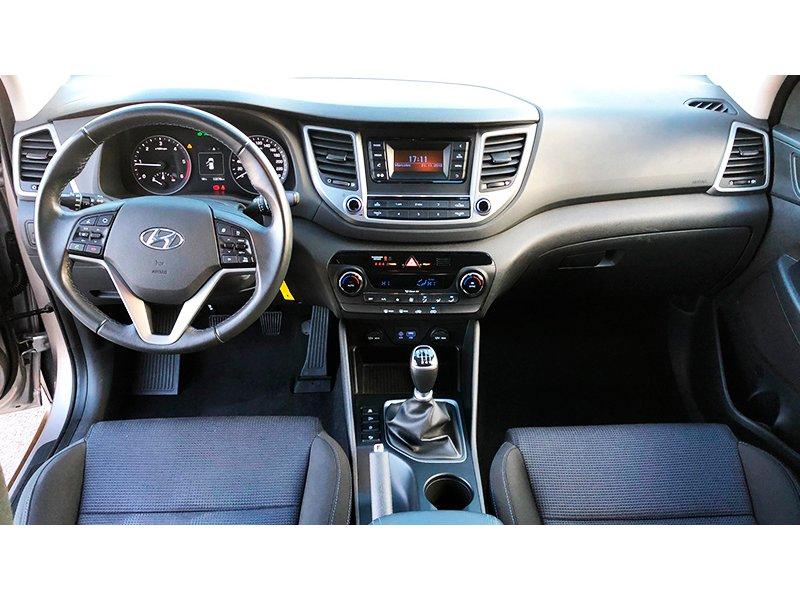 Hyundai Tucson 1.7CRDI 115CV KLASS 4x2 KLASS 4x2