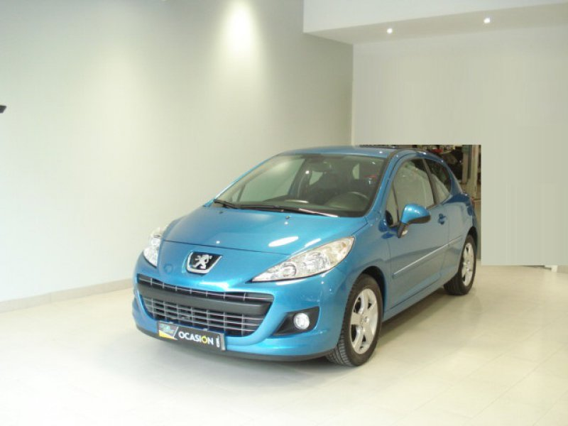 Peugeot 207 ALLURE 1.6 THP 155 Allure 3P