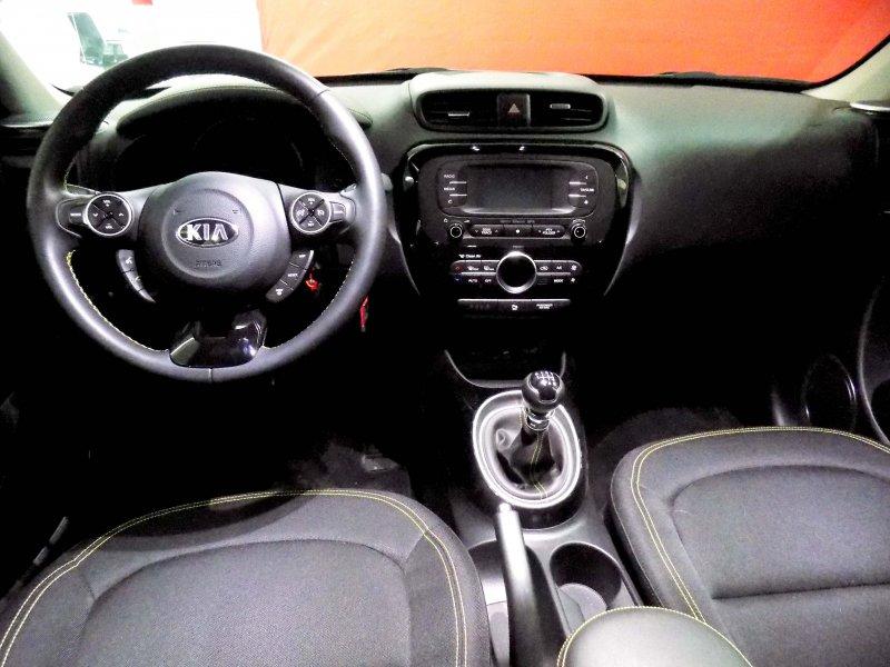 Kia Soul 1.6 CRDi Drive