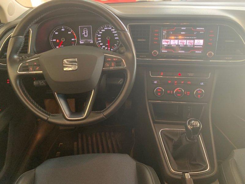 SEAT Nuevo León ST 2.0 TDI 150cv St&Sp Style Con Blu Pl Style Connect Blue Plus