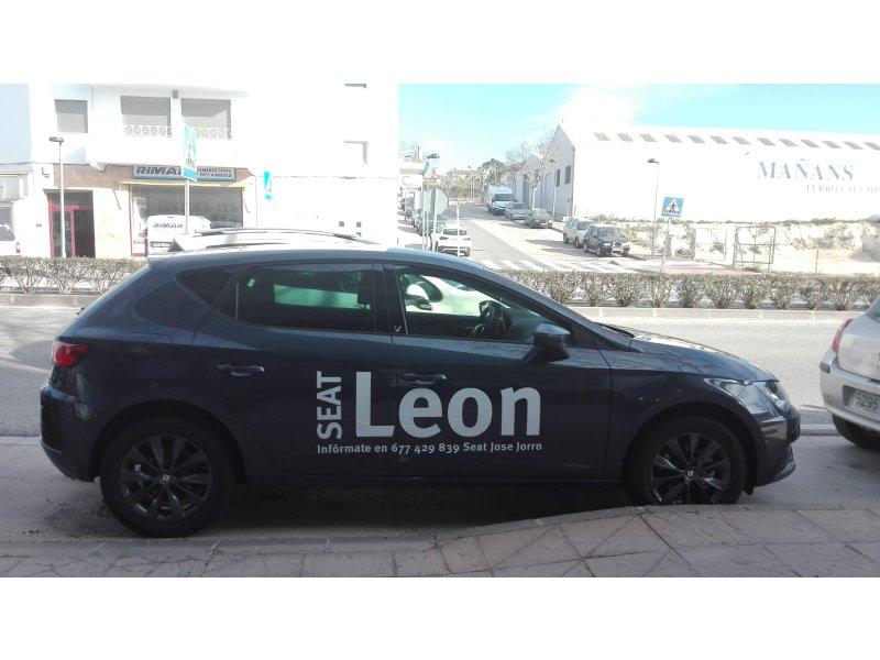 SEAT León 1.5 TSI 96kW (130CV) S&S Style Visio Ed Style Visio Edition