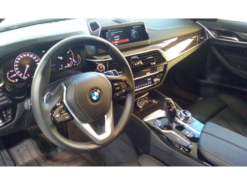 BMW Serie 5 530dA -