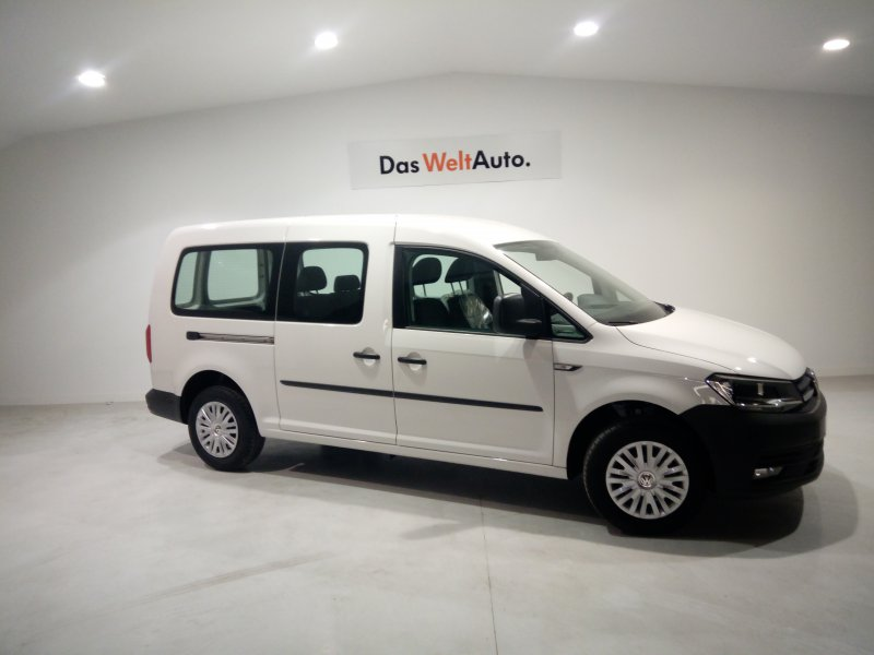 Volkswagen Caddy 2.0 TDI 75kW (102CV) BMT Maxi Outdoor