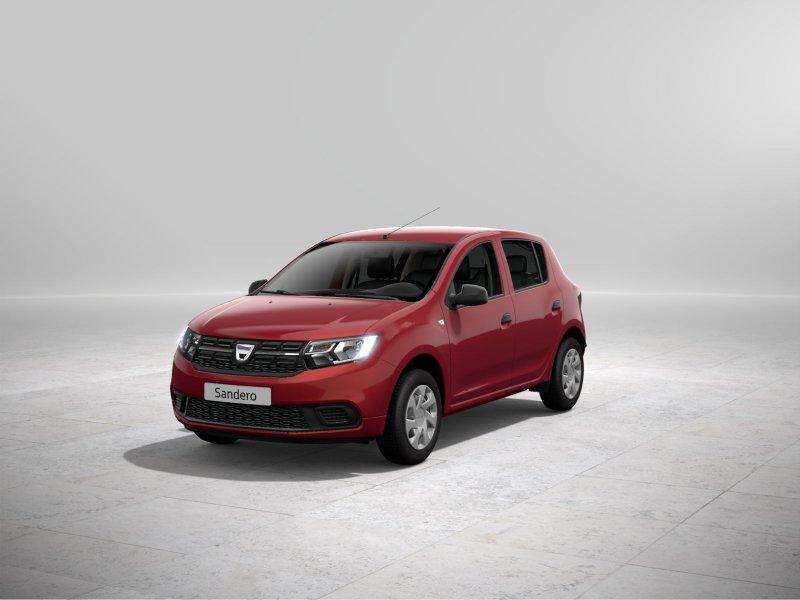 Dacia Sandero 1.2 55kW (75CV) EU6 Ambiance. OFERTA 2018.