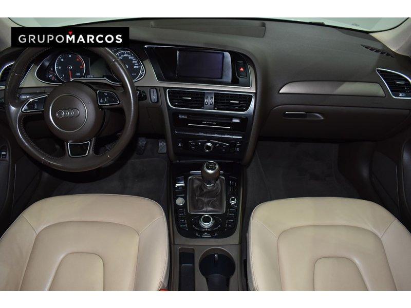 Audi A4 Avant 2.0 TDI 150cv S line edition