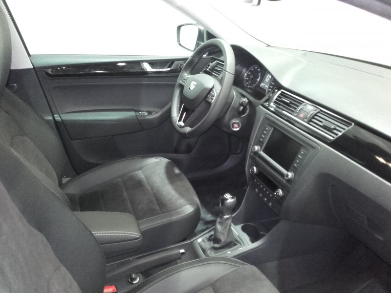 SEAT Toledo 1.6 TDI CR 85kW XCELLENCE EDITION Xcellence Edition