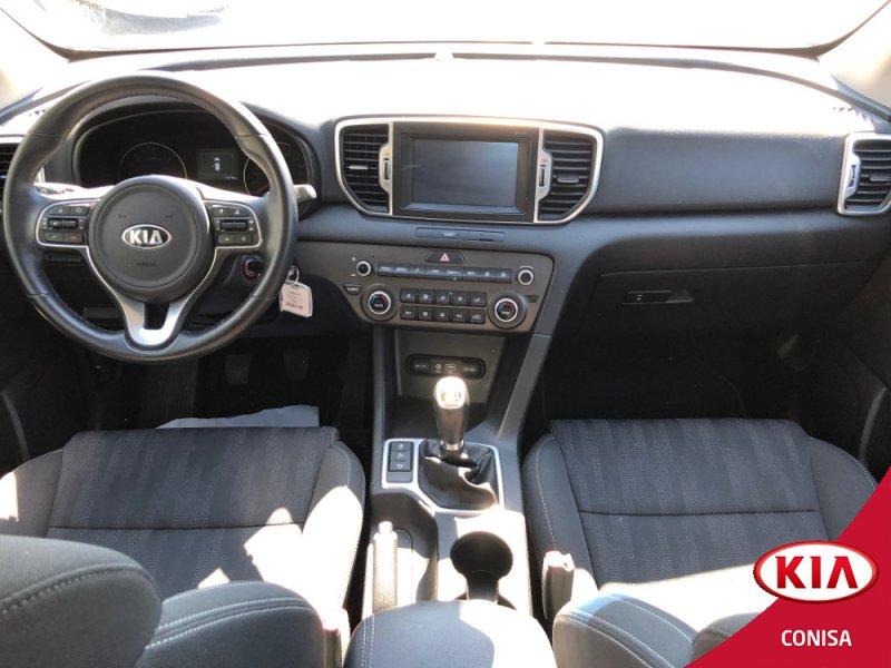 Kia Sportage 1.7 CRDi VGT 85kW 4x2 Eco-Dynam Business