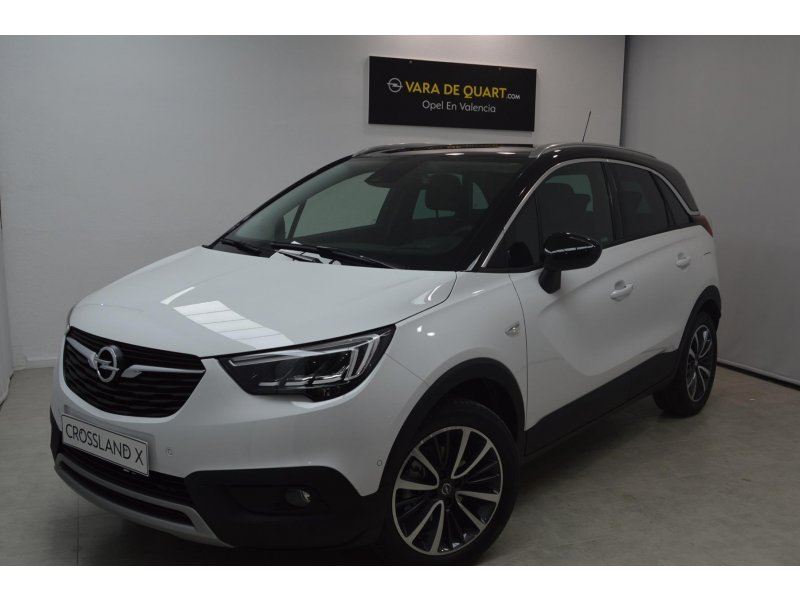 Opel Crossland X 1.2T 130CV ULTIMATE