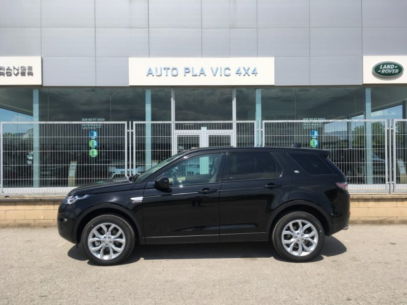 Land Rover Discovery Sport 2.0L TD4 110kW (150CV) 4x4 HSE