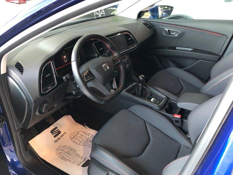 SEAT León ST 1.4 TSI 110kW ACT St&Sp FR Advanced