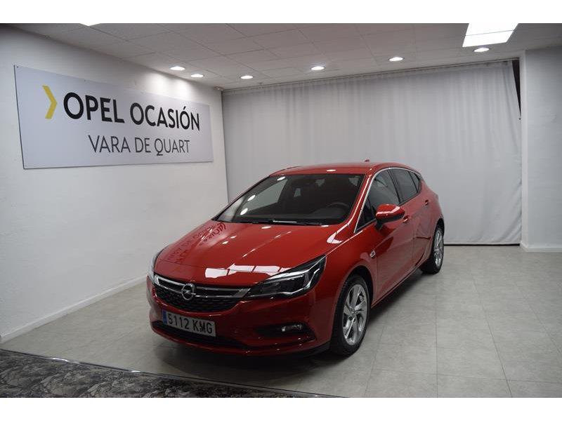 Opel Astra 1.4T. 150CV DYNAMIC
