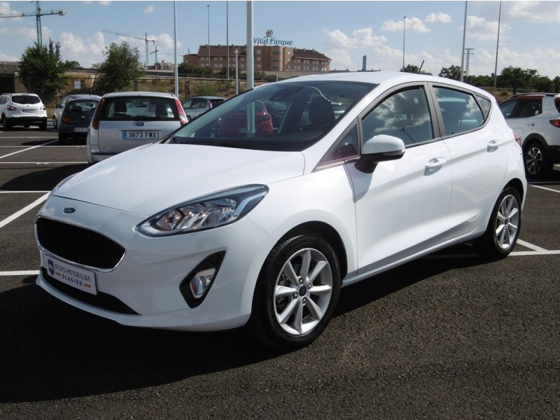 Ford Fiesta 1.1 Ti-VCT 5p 63kW (85CV) Trend