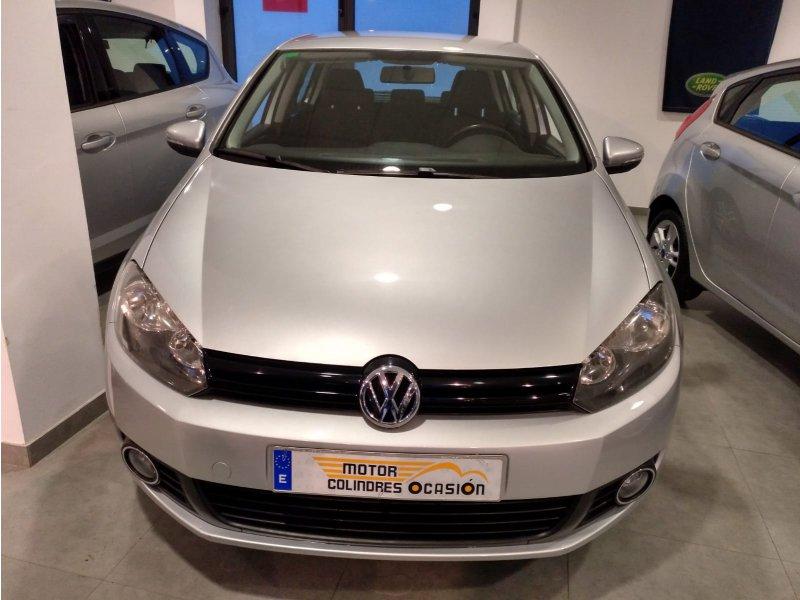 Volkswagen Golf VI 1.6 TDI 105cv BlueMotion