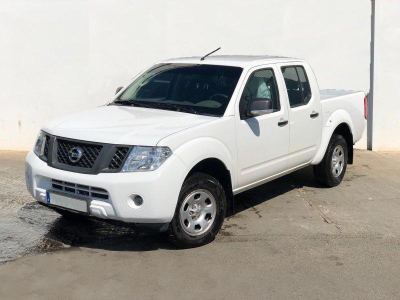 Nissan Navara 2.5 dCi 144CV Doble Cabina Cab 4X4 FE