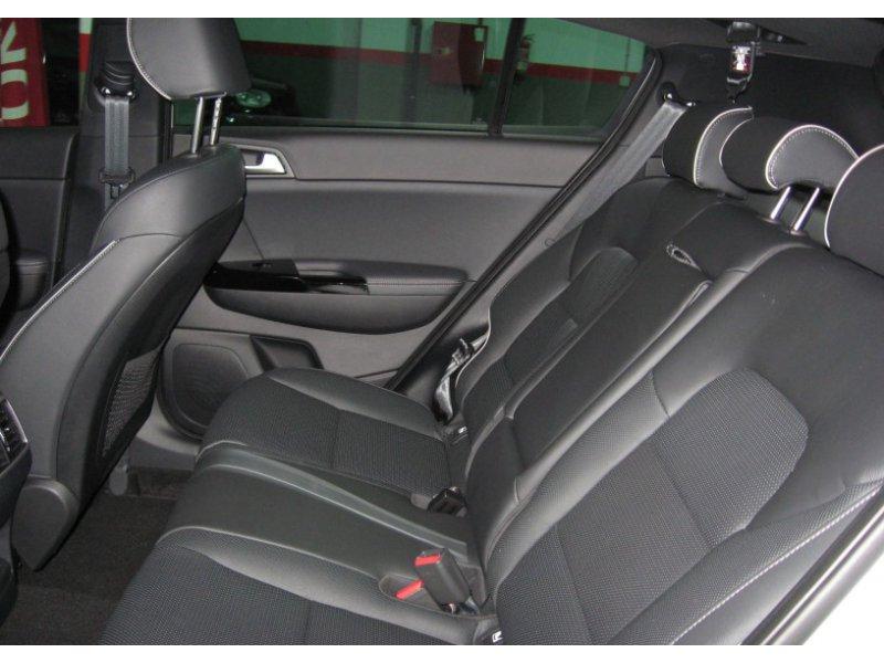 Kia Sportage 2.0 CRDi VGT 100kW (136CV) 4x2 GT Line