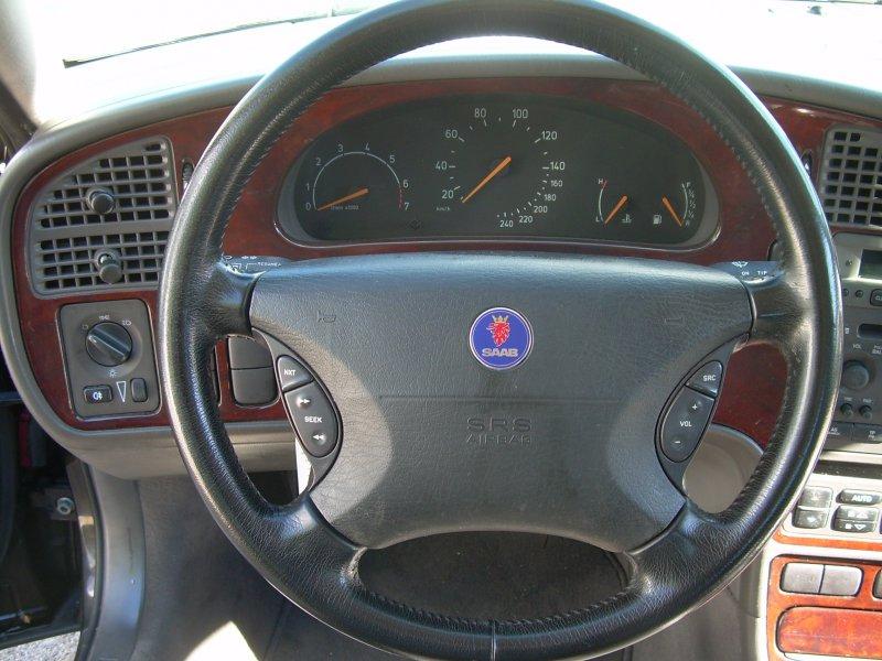 Saab 9-5 2.0T SW -
