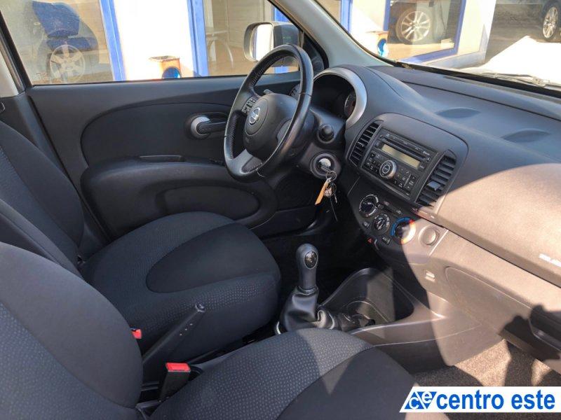 Nissan Micra 5p 1.2G (80 CV) ACENTA PLUS