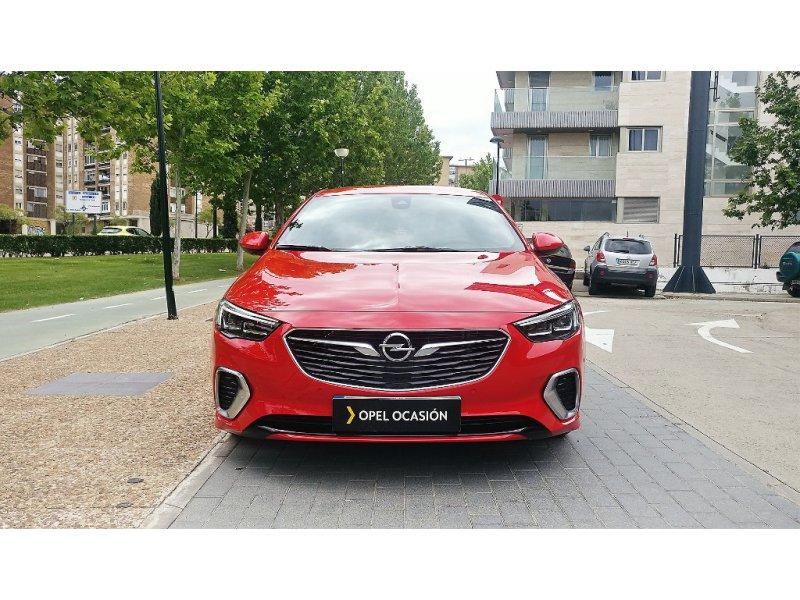 Opel Insignia GS 2.0 NFT Turbo 4x4 Auto GSI