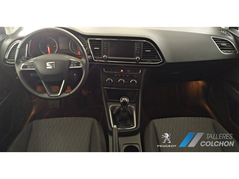 SEAT Nuevo León ST 1.6 TDI 110cv St&Sp Ecomotive Style