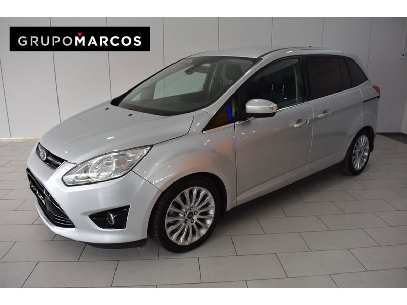 Ford Grand C-Max 2.0 TDCi 163 Powershift Titanium