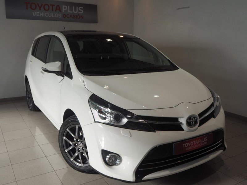 Toyota Verso 1.6D 115D + Pack Style 7pl. Advance