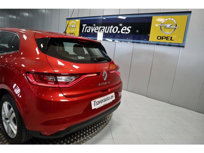 Renault Mégane Energy TCe 100 Intens