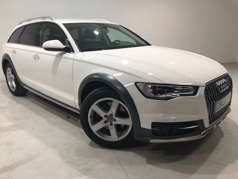 Audi A6 allroad quattro 3.0 TDI 218cv quattro S tron Advanced ed Advanced edition