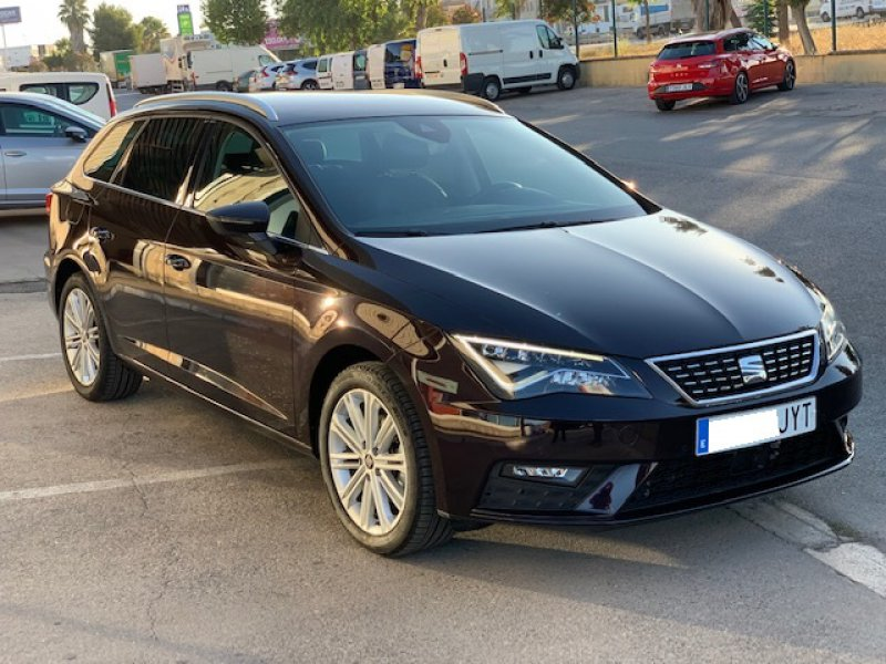 SEAT León ST 2.0 TDI 110kW St&Sp Xcellence Plus