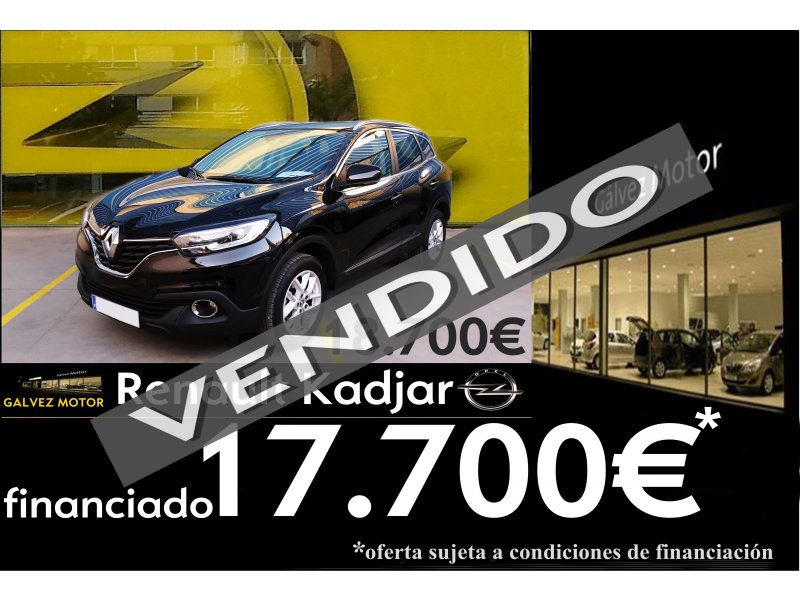 Renault Kadjar Energy dCi 81kW (110CV) Tech Road