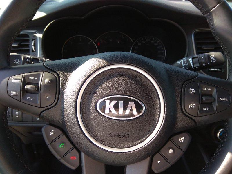 Kia Carens 1.7 CRDi VGT 85kW (115CV) Eco-Dynam 7pl Concept