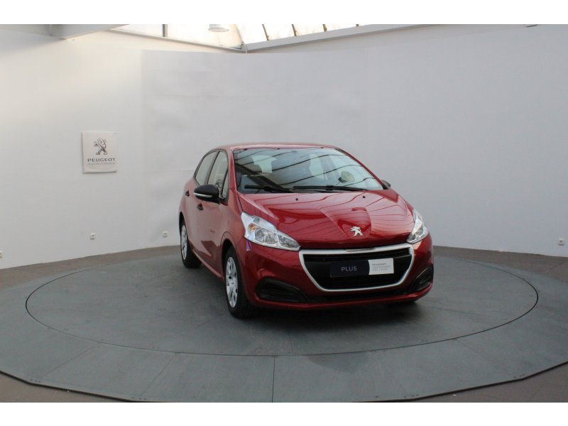 Peugeot 208 5P BUSINESS LINE 1.6 BlueHDi 55KW (75CV) Business Line