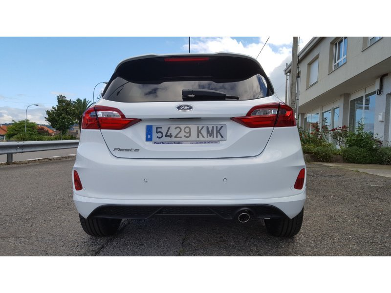 Ford Fiesta 1.0 EcoBoost 125cv 5p ST-Line